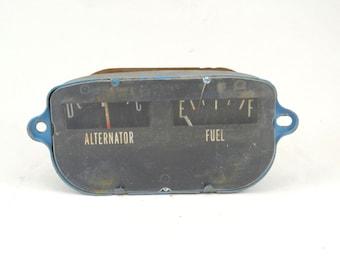 """Rectangular tractor gauge 2-3/4"""" x 5"""""""