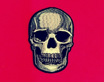 Patch skull patch