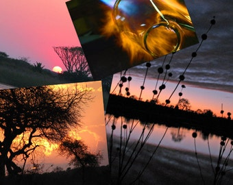 Photographic Wall Art Choose Any Four Digital JPG Downloads from African Granny