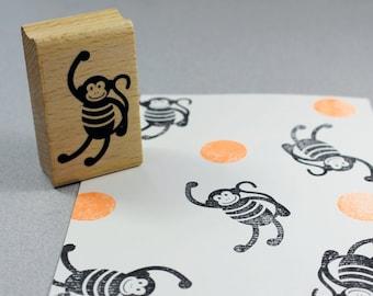 Stamp Monkey Boy - Affenmann