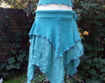 Pixie Skirt and Top