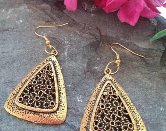 Princess Jasmine's Earrings