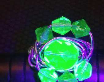 Uranium Dream Ring