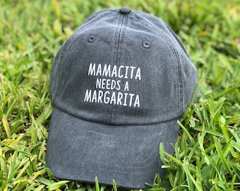 Cinco De Mayo Hat | Cinco De Mayo | Fiesta Hat | Margaritas Hat | Brunch Hat | Dad Hat for Women | Funny Drinking Hat Women's Hat Summer Hat