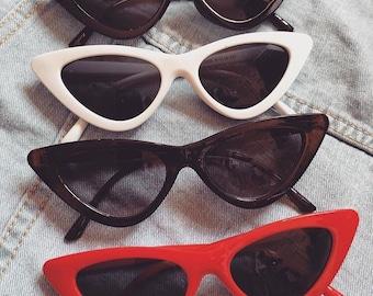 FREE Sunglasses Giveaway, Vintage Sunglasses, 90s Sunglasses, Cat Eye Sunglasses, Women Sunglasses, Bridesmaid Sungalsses, Unique Sunglasses