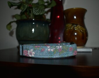 Pop of Pink Collar