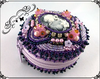 Bag, Handbag, Purse, Bead Embroidery