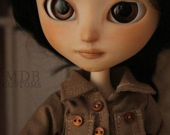 SALE Jian, OOAK Custom Pullip Art Doll