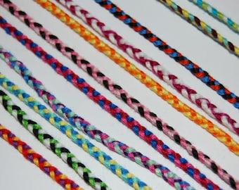 Braid Bracelets - 10 for 4 Dollars!