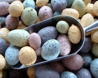 One Dozen Gorgeous Farmhouse Shabby Chic Speckled Eggs
