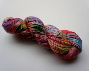 Secret Garden- Silk Sock