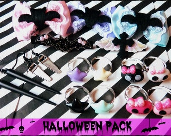 SPECIAL Halloween Pack (3 Sizes)