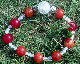 Fertility or Cycle Worry and Meditation Beads