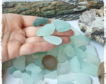 Bulk craft SEA GLASS Lot 50-200 set crafts and jewelry real sea glass Mosaic sea glass Supplies Real Bulk Sea glass Art Beautiful sea glass