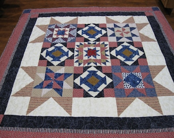 Freedom Star Quilt