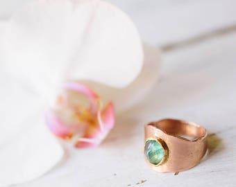 Fiona | Tourmaline Gemstone Ring