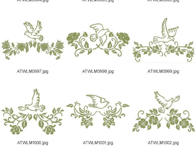 Dove-Suite-5x7 ( 10 Machine Embroidery Designs from ATW )