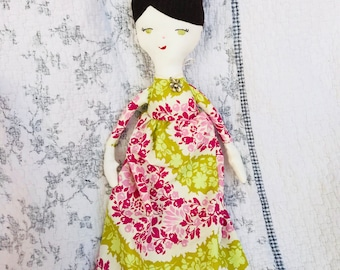 Jane Austen Dolls_Lady Mary Jane
