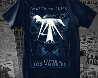Battle of Los Angeles (Unisex) Tee
