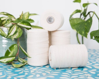 100% Aussie Cotton Warp - 200g Roll