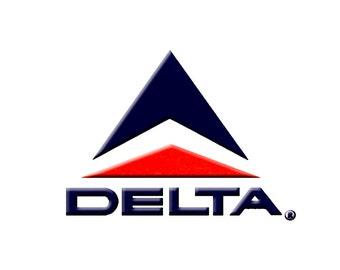 Delta Air lines Logo Fridge Magnet (LM14159)