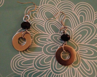 Rondelle Earrings