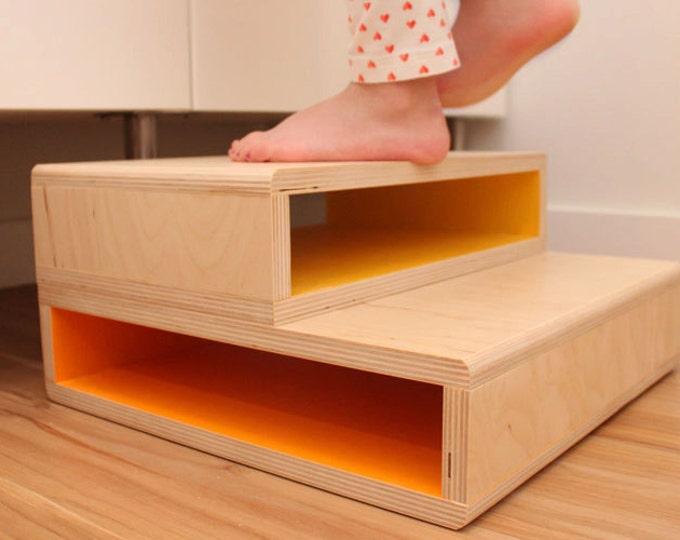 StepUp - A Modern Step Stool for Kids