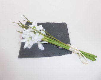 Snow drops artificial mothers day gift
