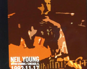 Neil Young WTTW-Chicago--11/17/1992