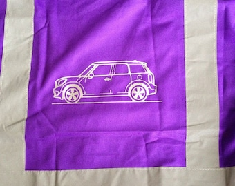 Hi Vis Vest Safety Road Vehicle High Visibility Land Rover Mini Clubman Custom  lot of colours