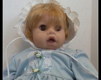 Vintage Vinyl Doll