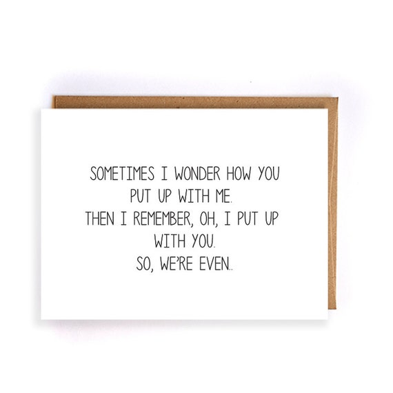 25 Best Anniversary Quotes On Pinterest: Funny Anniversary Gifts For Boyfriend Sarcastic Anniversary