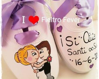 Wedding converse, wedding shoes, customized sneakers, customized shoes, boyfriends shoes, sneakers, wedding, Dating,