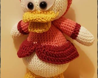 Crochet Webby Duck