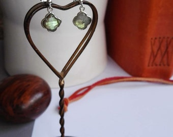 Trebol earrings