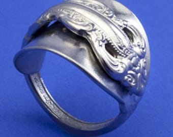 Super Spoon Ring stainless steel