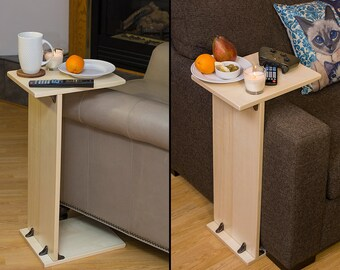 Exceptionnel Table To The Couch, Table To The Chair, Armrest Table, Tall Small Table,  Stand Table, Individual Table, Side Table, Sofa Side Tray Table