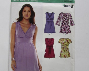 Woman's  Shirt, Tunic, Pullover Top, New Look Pattern 6782 - Uncut