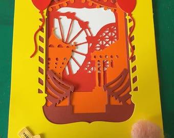 Fun at the Fair Card
