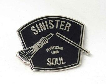 Sinister Soul Pin