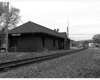 Old Depot at Anderson #25/30