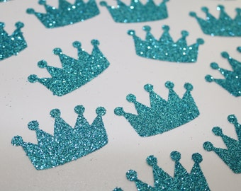 Crown Glitter Confetti~ Choose Two Colors