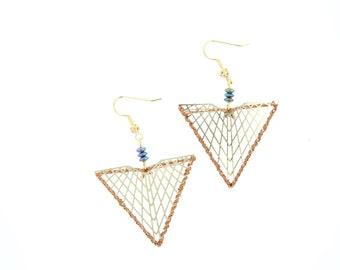 """Earrings """"Inca Forever"""""""