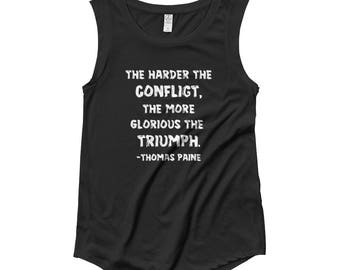 Conflict and Triumph Thomas Paine Tank