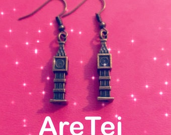 BiG BEN earrings