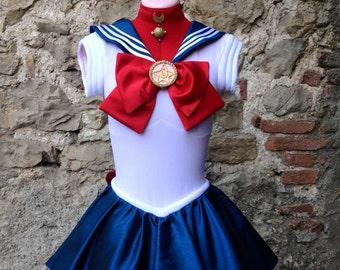 Sailor moon crystal cosplay costume