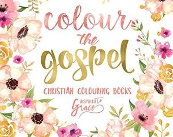 Christian Colouring Book,