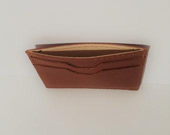 Leather Credit Card Wallet, Leather Card Holder, Slim Card Holder