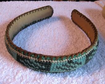 Southwest  Embroidered Hairband