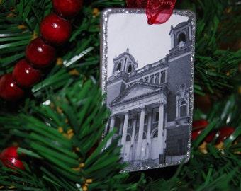 Ornament - St. John the Baptist Church, Chicago